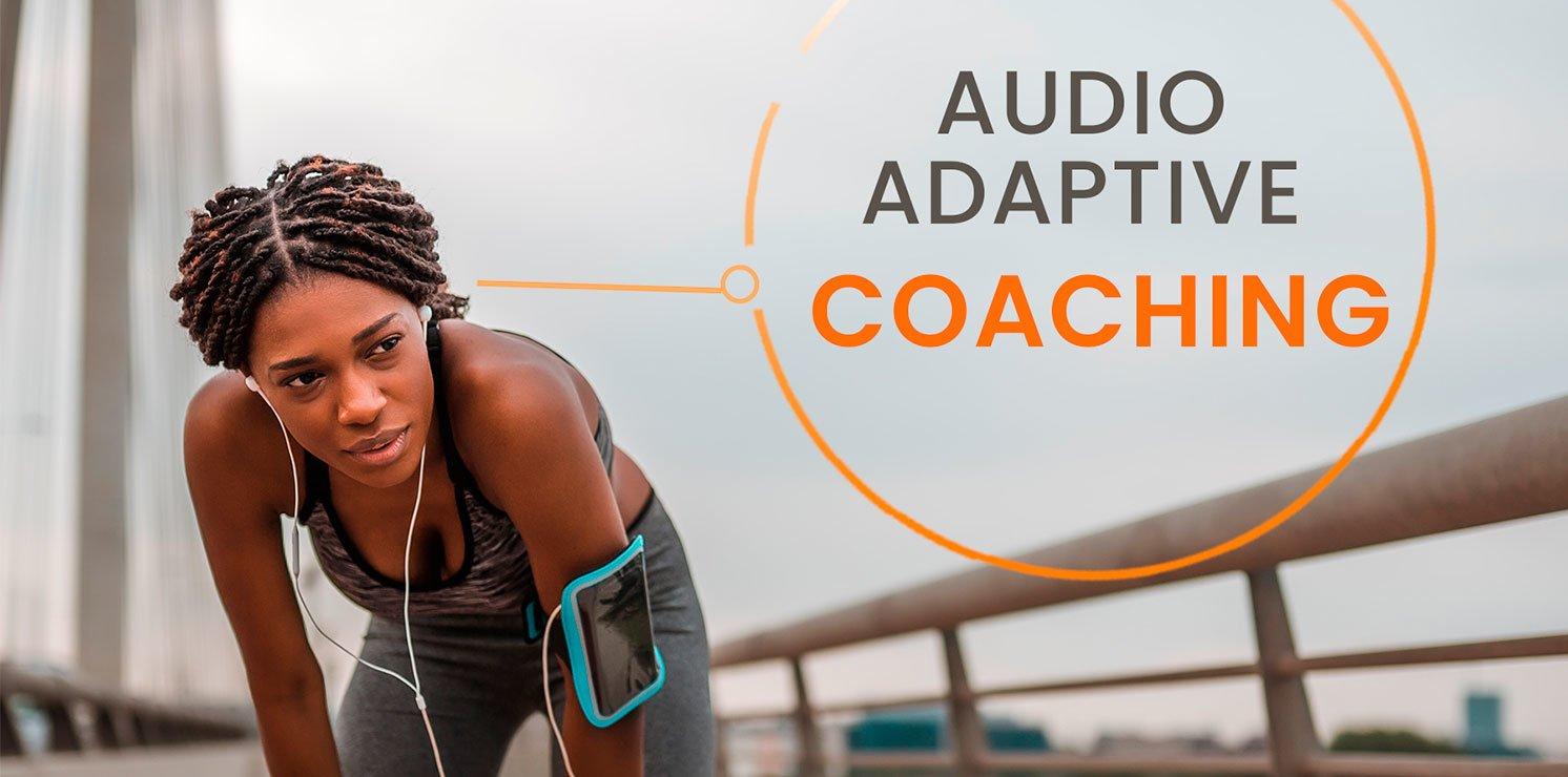 life fitness audio adaptive coaching
